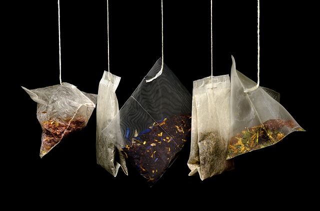 Recycler son sachet de thé !