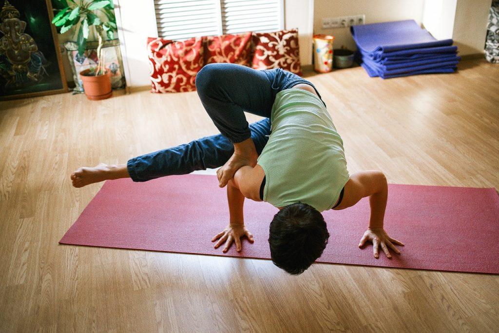 yoga santé bien être