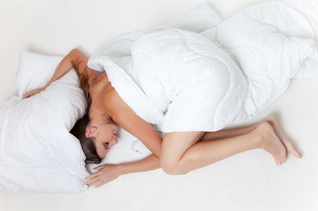 Retrouver un sommeil réparateur fait disparaître l'eczéma
