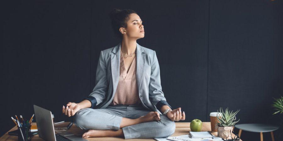 Cinq exercices pour mieux gérer le stress en entreprise